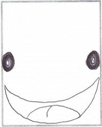イルカの笑顔