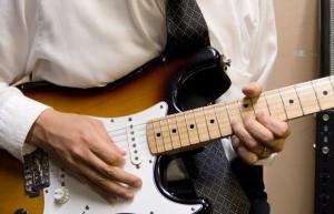 ギター中年