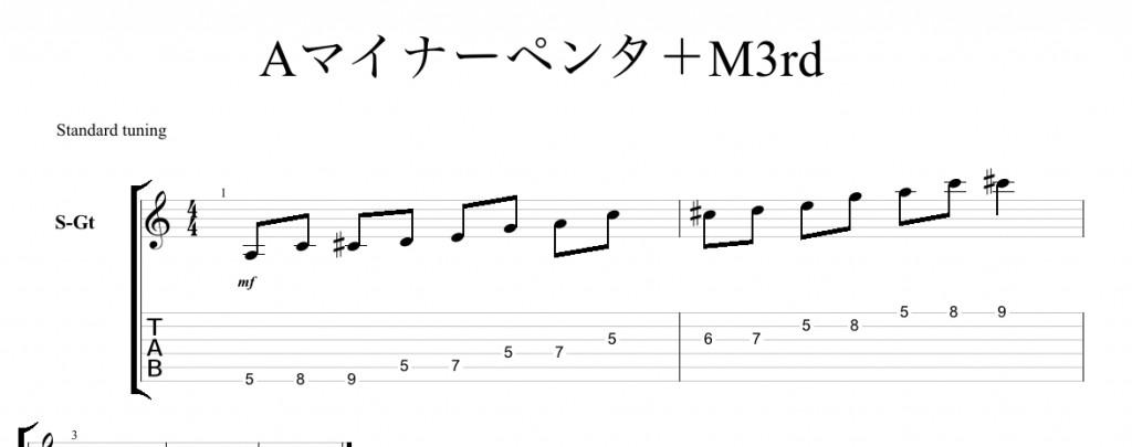 Aminorpeata+M3rd