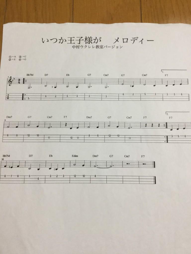 いつか王子様が ギター コード