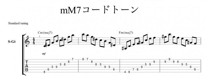 mM7-tone