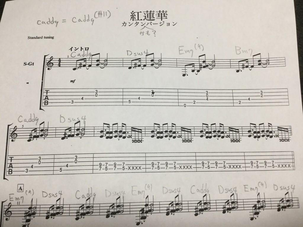 楽譜 アコギ アコギ初心者向けの簡単な曲、おすすめ10選【楽譜付き、簡単コードで紹介!】